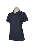 LADIES RESORT POLO