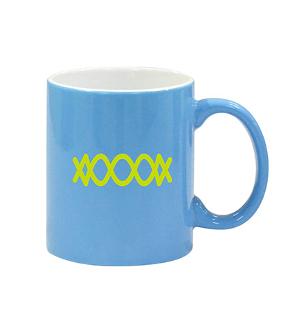 ACTIV EMBROIDERY DESIGN,MERCHIANDISE, 300ml Two Tone Mug