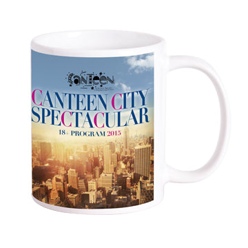 ACTIV EMBROIDERY DESIGNS.300ml Sublimation Can Mug