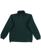 MT Buller Half Zip Polar Fleece Pullover (Unisex)