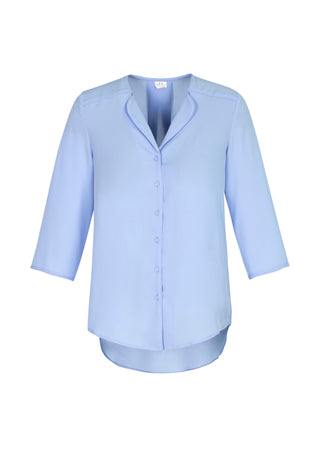 Lily Ladies Longline Blouse