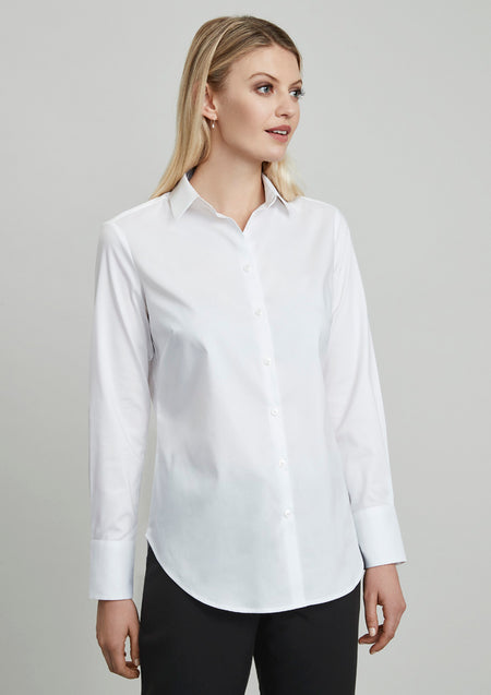Biz Collection Camden Long Sleeve Shirt (Ladies)