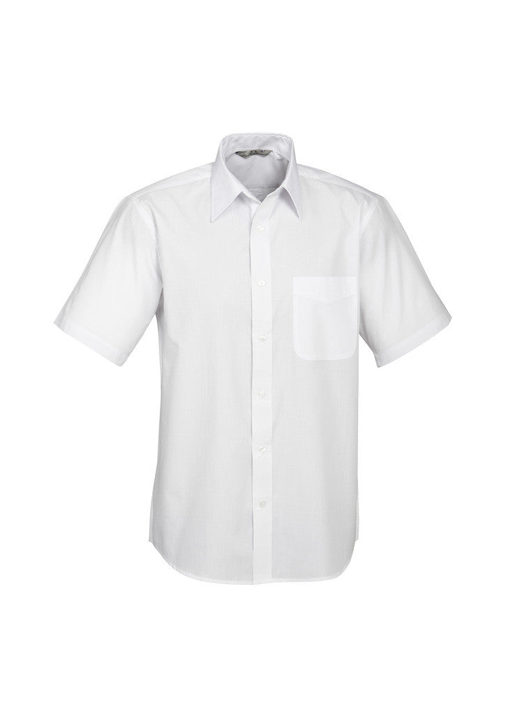 MENS BASE SHORT SLEEVE SHIRT