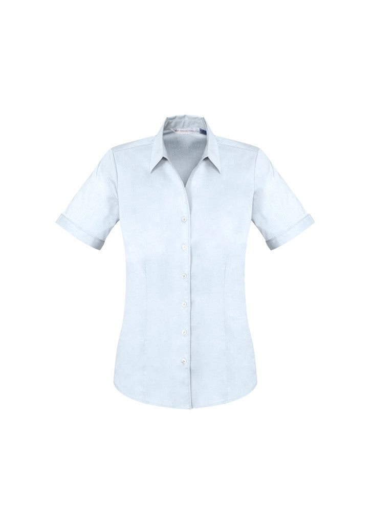 LADIES MONACO SHORT SLEEVE SHIRT