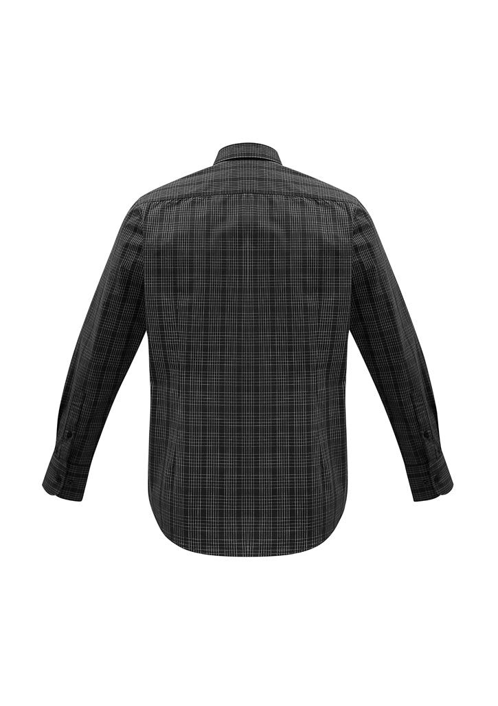 ACTIV EMBROIDERY DESIGNS.UNIFORMS.MENS HARPER LONG SLEEVE SHIRT