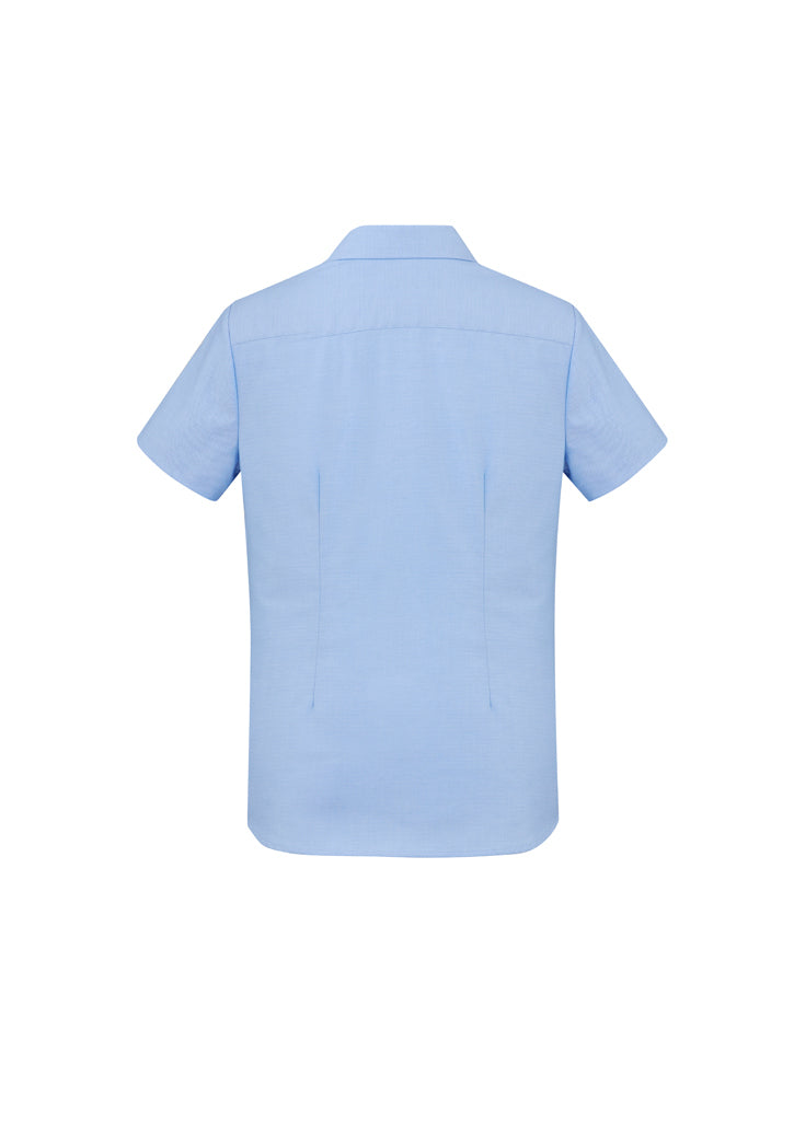 Regent 100% Cotton S/S Shirt (Ladies)
