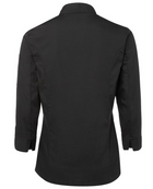 ACTIV EMBROIDERY DESIGNS. UNIFORMS. 3/4 SLEEVE HOSPITALITY SHIRT. LADIES.