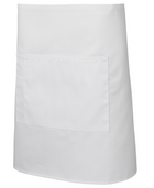 ACTIV EMBROIDERY DESIGNS. UNIFORMS. APRON WITH POCKET.