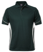 ACTIV EMBROIDERY DESIGNS. UNIFORMS. BELL POLO. MENS.