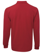 Long Sleeve Polo (Mens)
