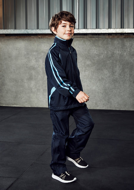 ACTIV EMBROIDERY DESIGNS.SPORTSWEAR.KIDS FLASH TRACK PANT