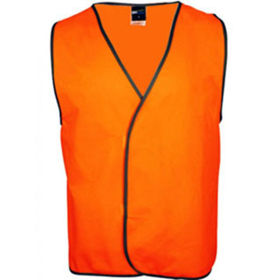 Promotional Hi Vis Vest With Full Colour Transfer Printing