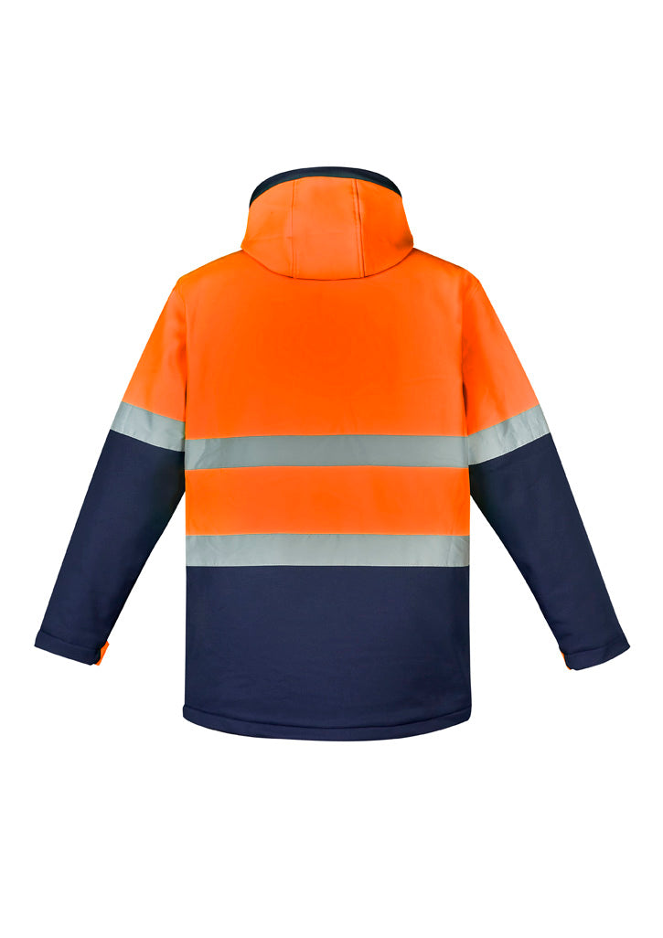 Unisex Hi Vis Antarctic Softshell Taped Jacket