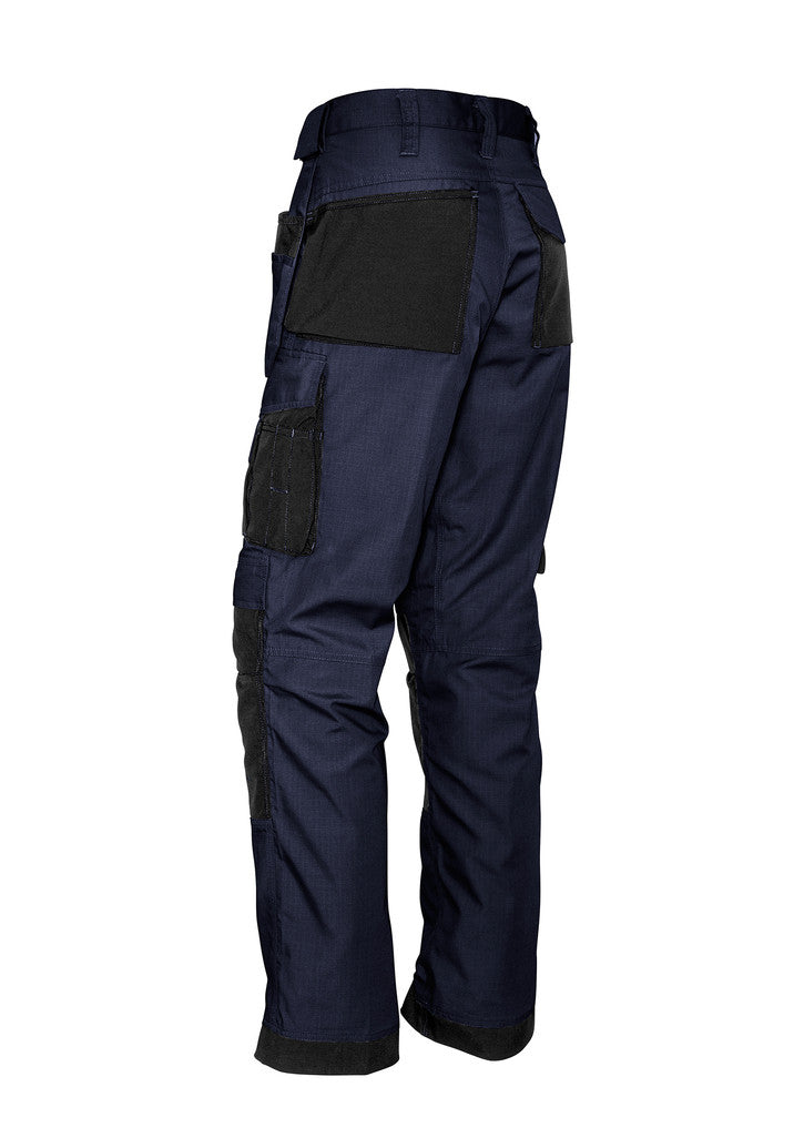 ACTIV EMBROIDERY DESIGNS. UNIFORMS. ULTRALITE MULTIPOCKET PANT. MENS.