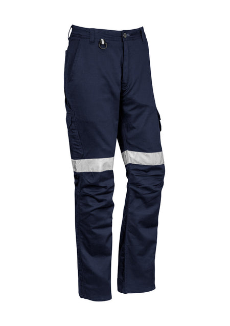 ACTIV EMBROIDERY DESIGNS. UNIFORMS. RUGGED COOLING TAPED PANT. MENS.