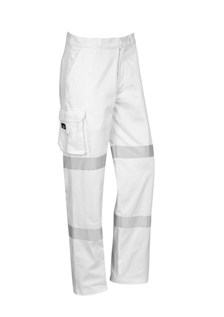ACTIV EMBROIDERY DESIGNS. UNIFORMS. BIO MOTION TAPED PANT. MENS.