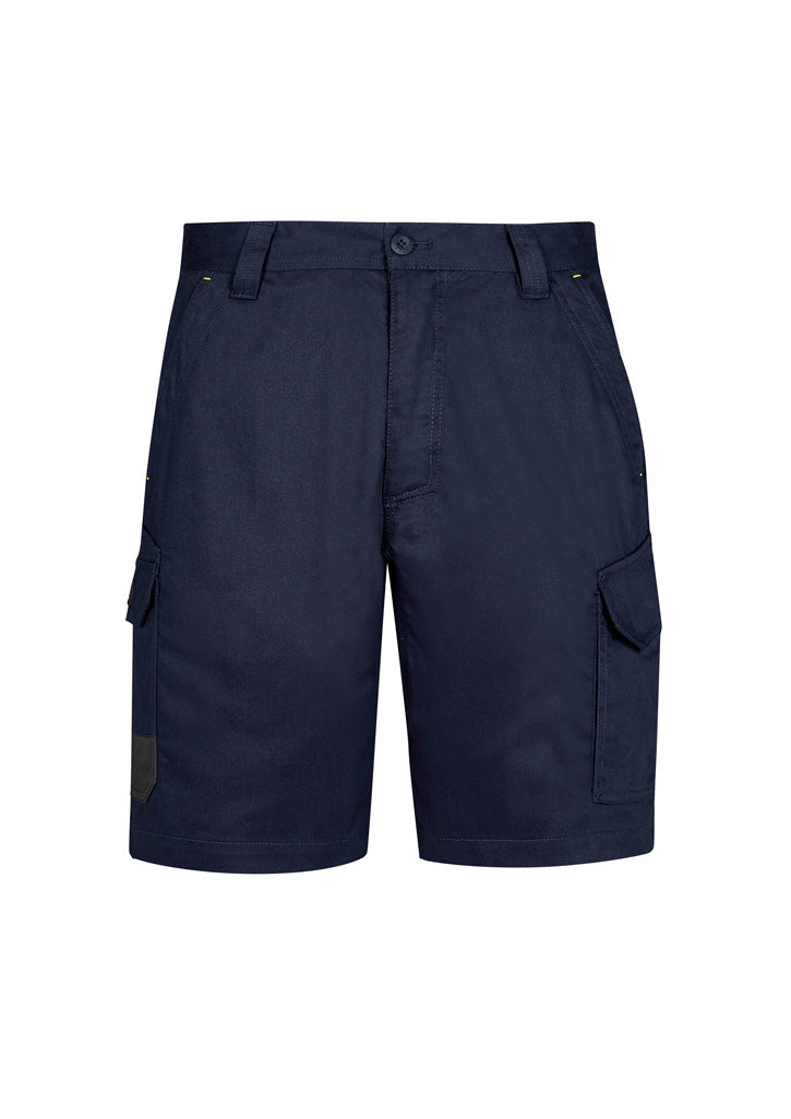 ZS146 SYZMIK Mens Summer Cargo Short
