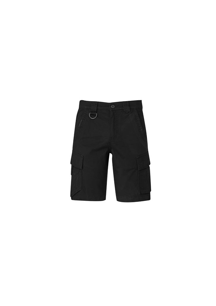 Streetworx Curved Cargo Short (Mens)