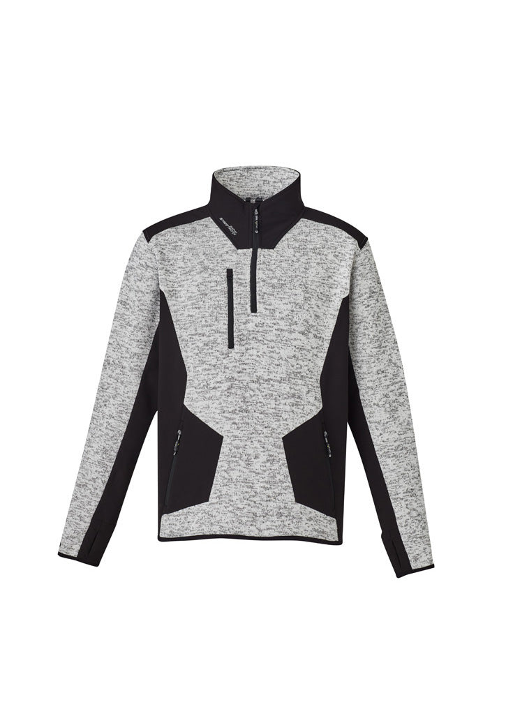 Unisex Streetworx Reinforced 1/4 Zip Pullover