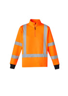 Hi Vis X Back Rail Jumper (Unisex)