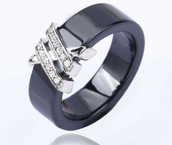 ETERNAL KISS RING