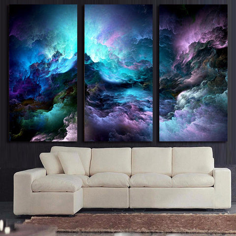 LIMITED EDITION - 3 PIECE BEAUTY OF THE UNIVERSE