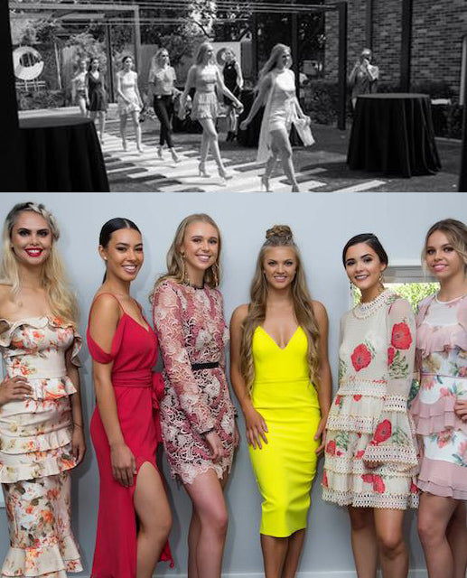 Danielle Cleary Events Host Model Search 2018