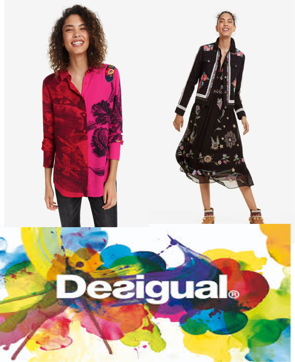 Desigual: Expectation and Reality