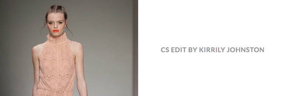Shop Online The Latest Collection from CS Edit by Kirrily Johnston | Frockaholics