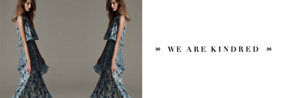 Shop Online The Latest Collection from We Are Kindred |  Frockaholics