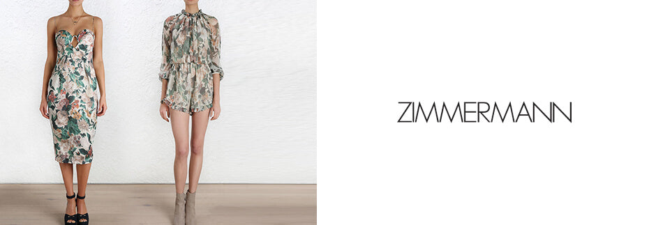 Shop Online The Latest Collection from Zimmerman | Frockaholics