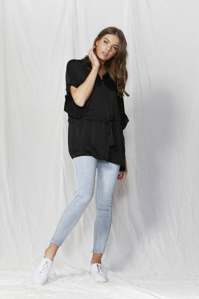 C'est La Vie Shirt | FINAL SALE Tops Fate + Becker