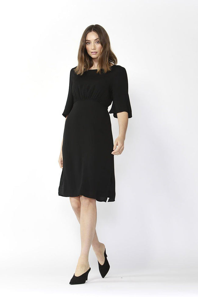 Keep It Real Dress in Black