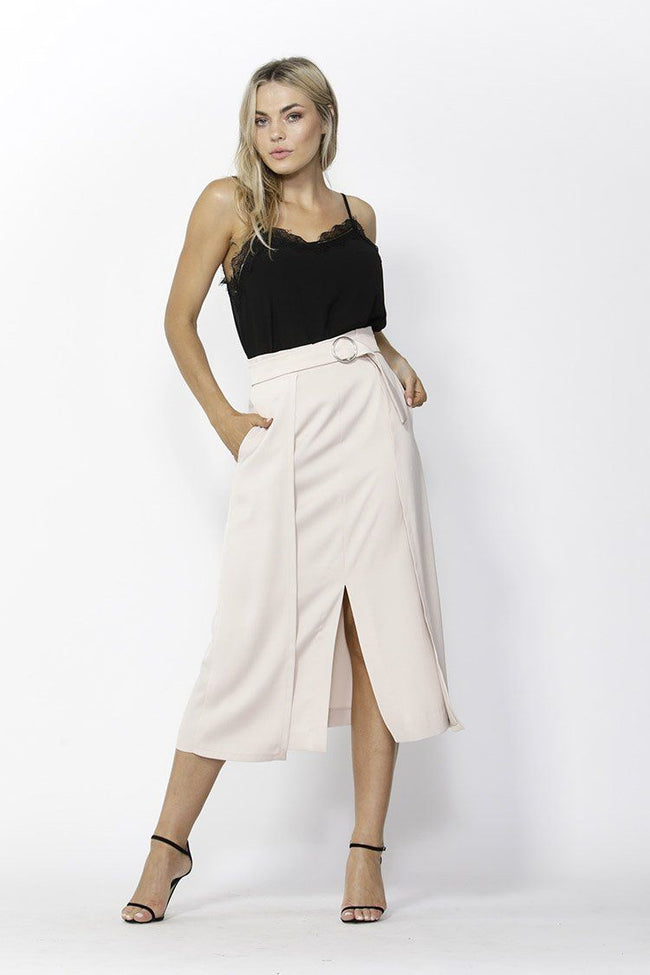 To Die For Skirt in Soft Pink