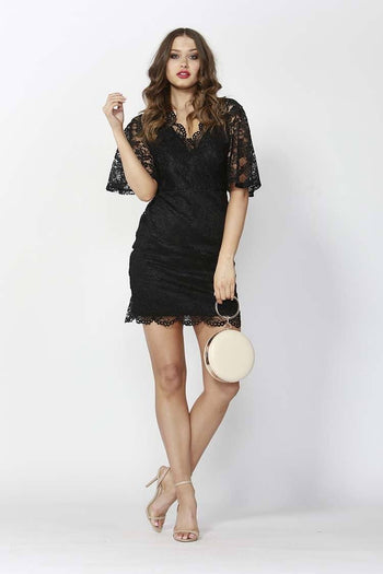 Front Runner Lace Dress