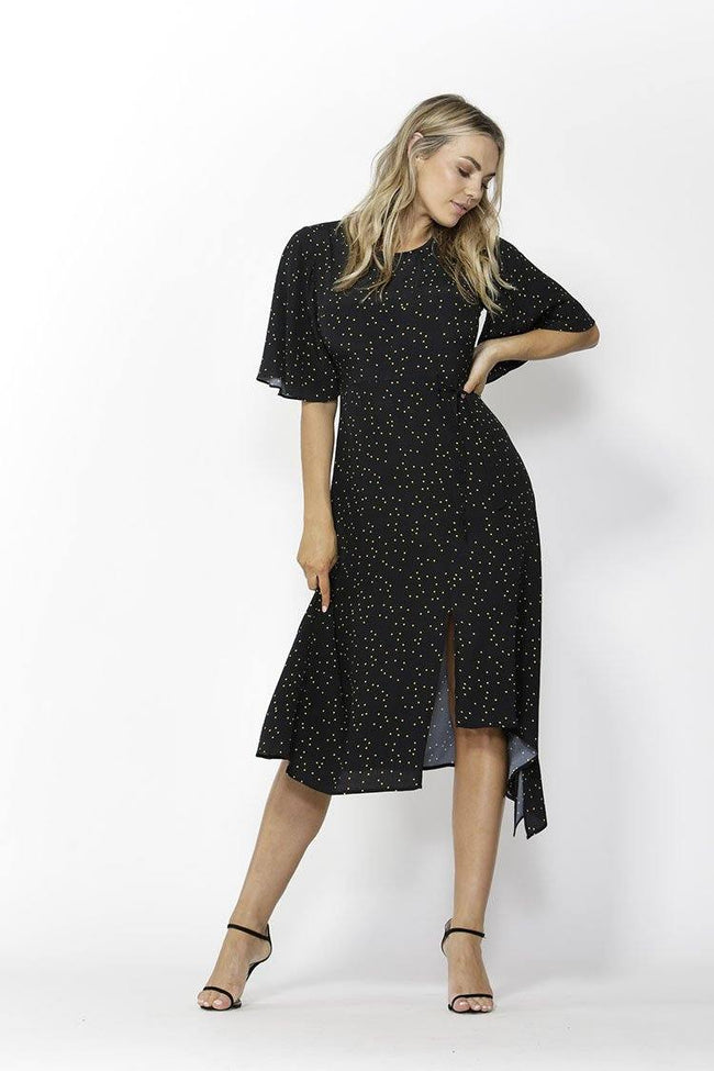 In the Mood Dress in Polka Dot