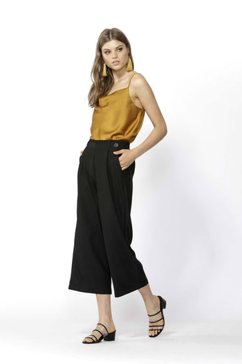 Good Vibes Wide Leg Pants