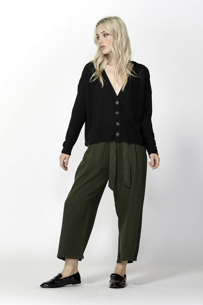 Seeker Belted Culottes