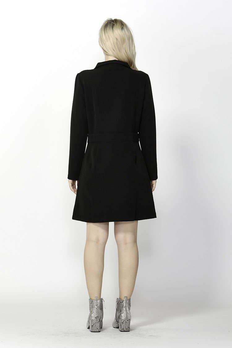 High Hopes Blazer Dress