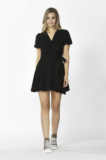 Panama Jack Dress in Black