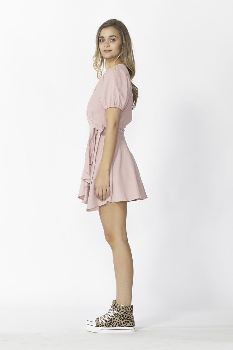 Panama Jack Dress in Blush