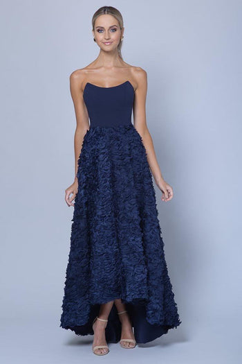 Jean Marie Rose Gown
