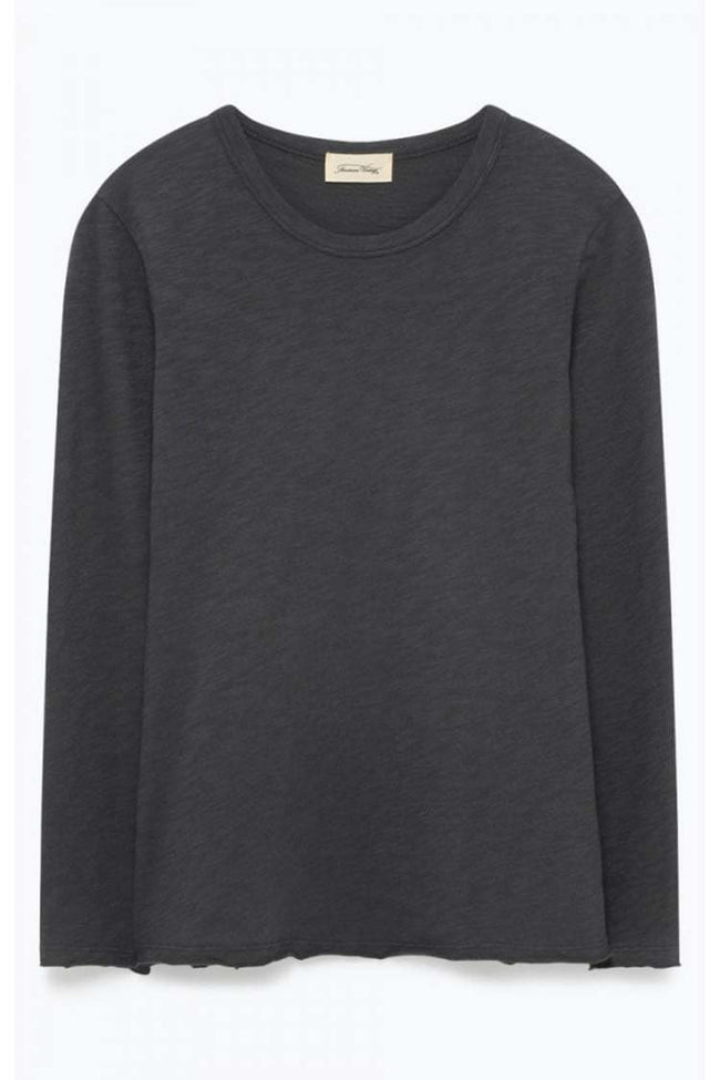 Bysapick L/S Top in Carbon