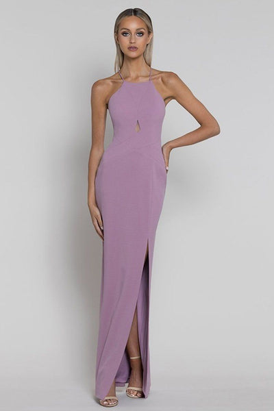Oprah High Neck Gown | FINAL SALE Dresses Bariano