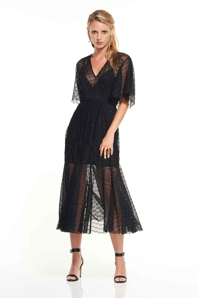 Candid Lace Midi Dress by Talulah Frockaholics.com