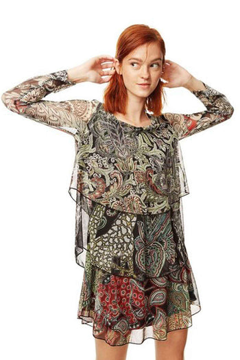 Shop Online Achel Dress by Desigual  Frockaholics Dresses