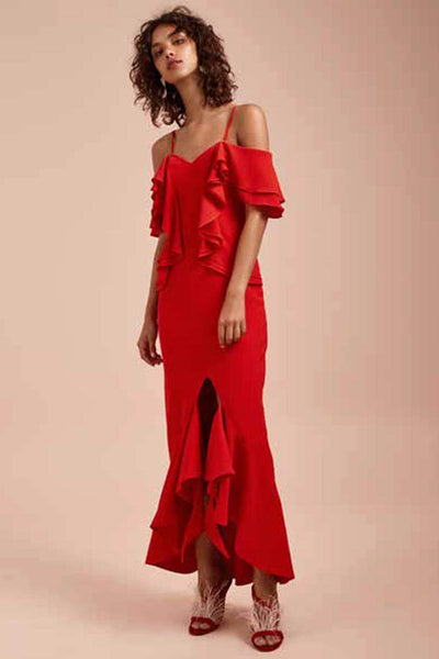 Entice SS Gown | FINAL SALE Dresses C/MEO Collective