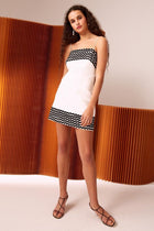Incise SS Dress