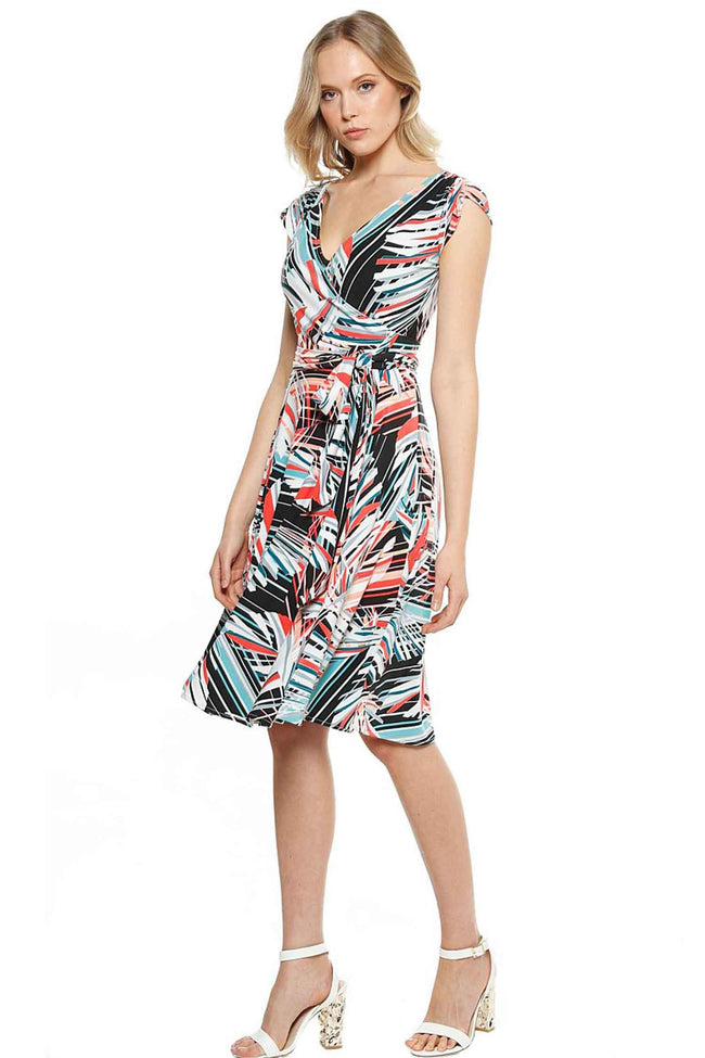 Shop Online Romero Wrap Dress by Sacha Drake  Frockaholics Dresses