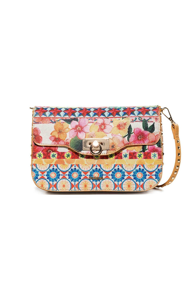 Shop Online Little Amorgos Bag by Desigual  Frockaholics Accessories